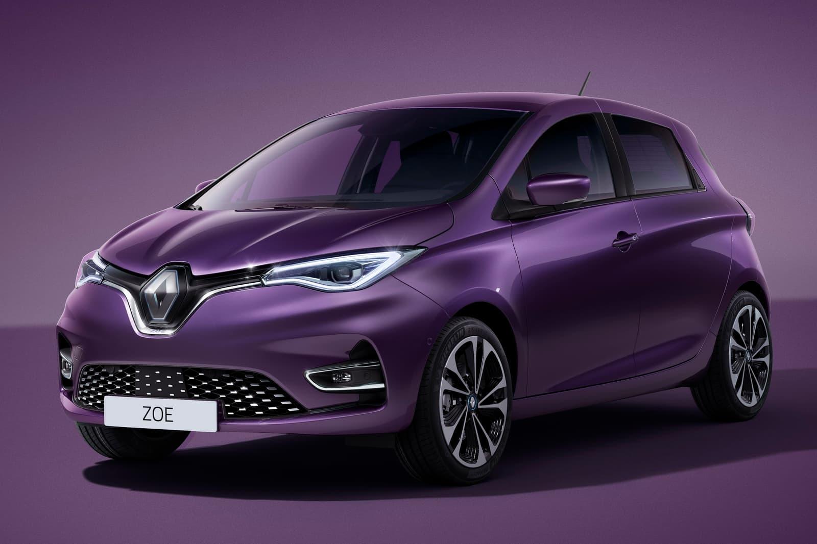 Renault Zoé la voiture éléctrique boostée par le bonus écologique et la prime à la conversion. Prix de la star électrique de la marque au losange en 2020 rest tout de même élevé ! Elle sera directement en concurrence avec la toute nouvelle Twingo Z.E.