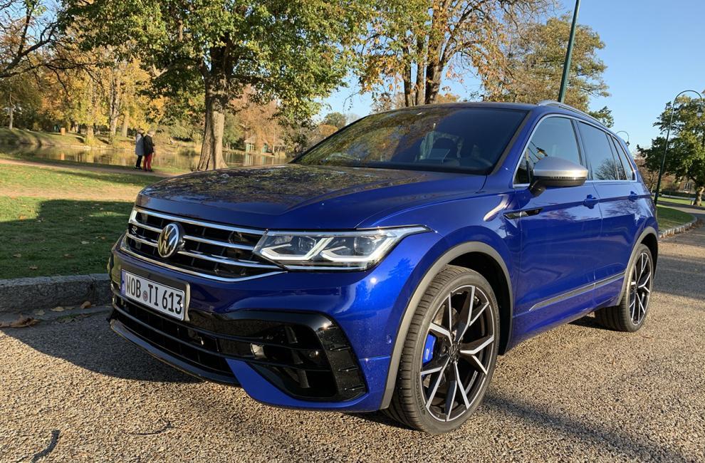 Volkswagen Tiguan 2020 version R